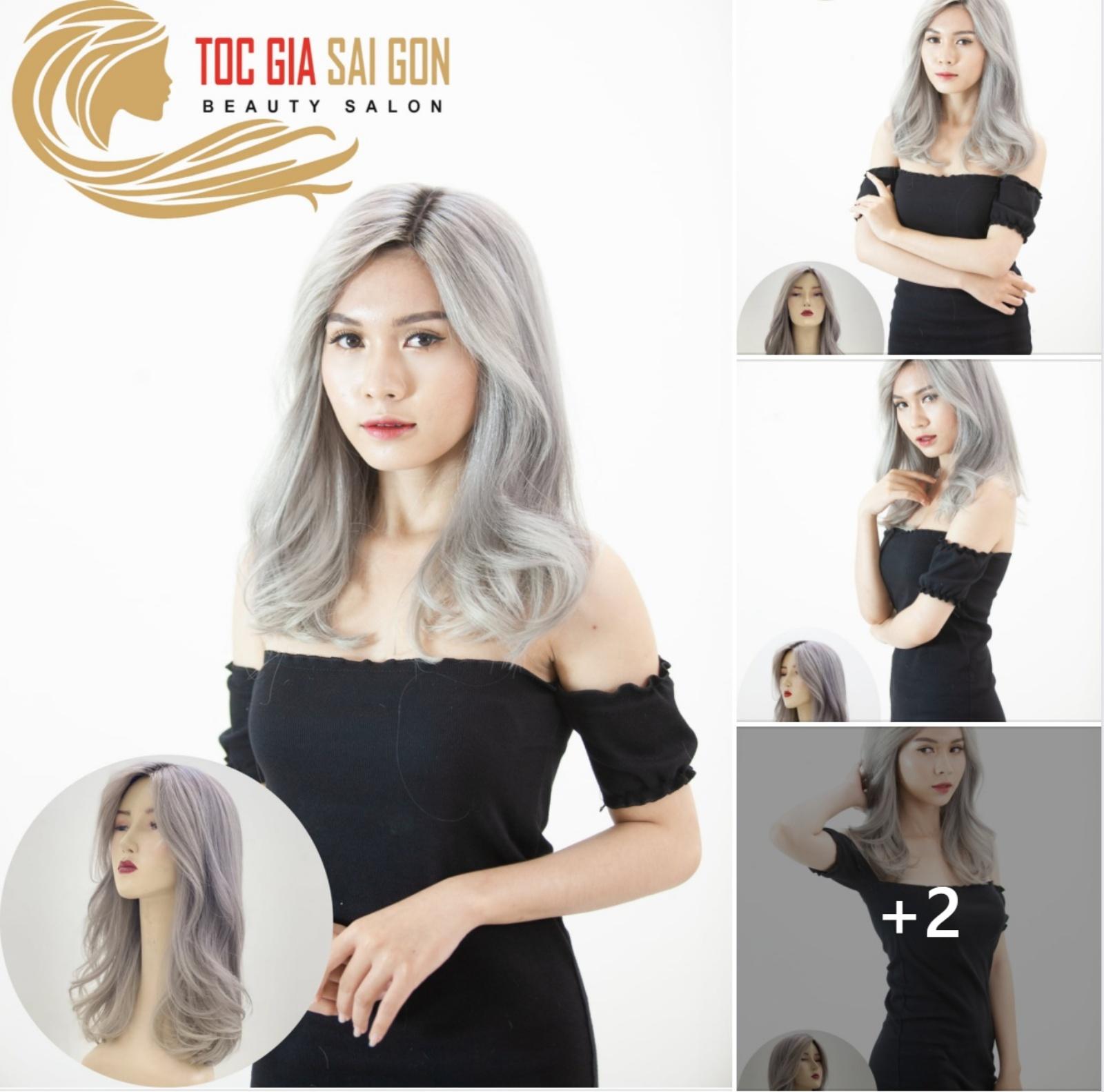 Tóc Giả Sài Gòn có rất nhiều mẫu mã đẹp và chất lượng.
