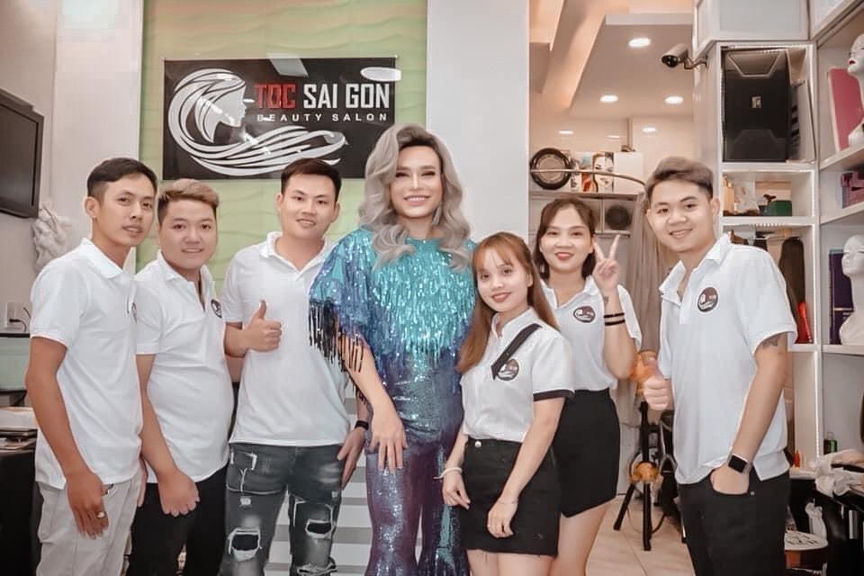 Tóc Giả Sài Gòn khẳng định thương hiệu số 1 tại Việt Nam.