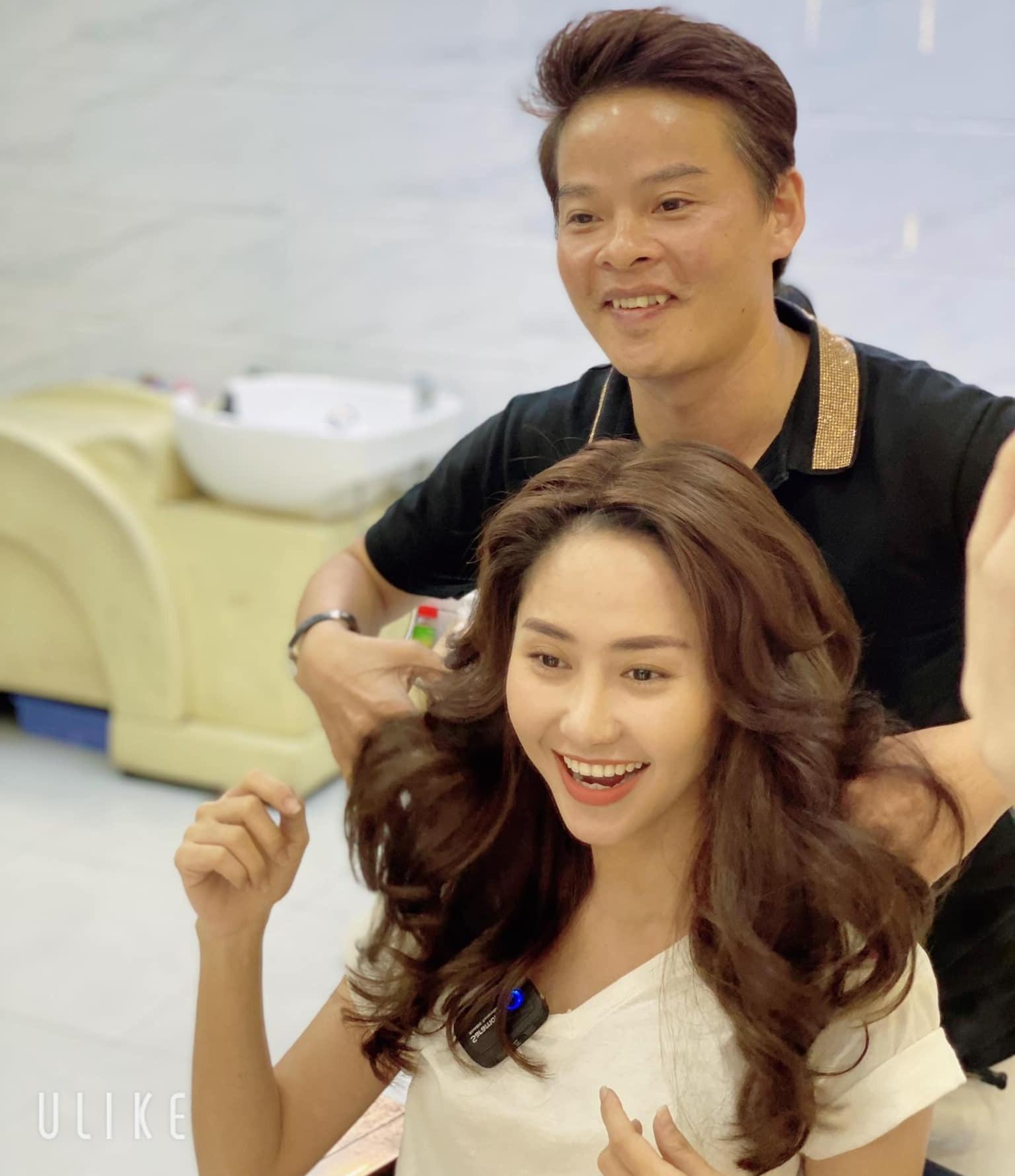 Tóc Giả Sài Gòn được nhiều Sao Việt chọn là nơi thay đổi phong cách cho mái tóc của mình.