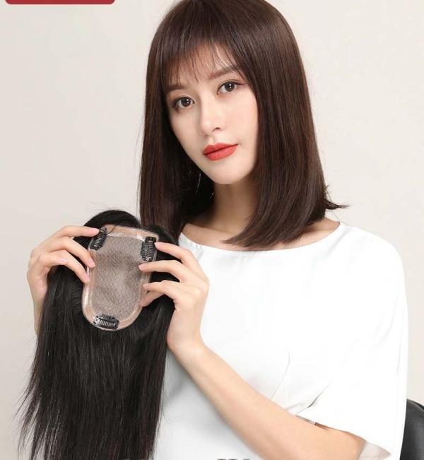 Cách chăm sóc và bảo quản tóc giả cả đầu hiệu quả